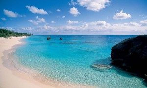 A perfect Bermuda honeymoon