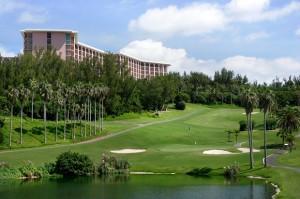 Bermuda golf courses are great